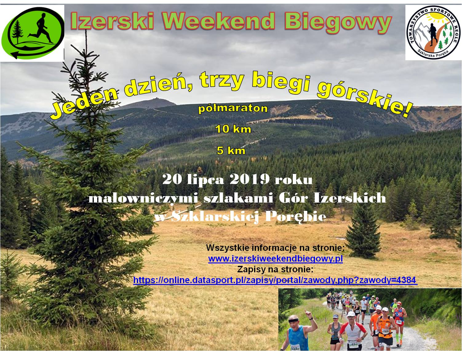 Izerski Weekend Biegowy 2019