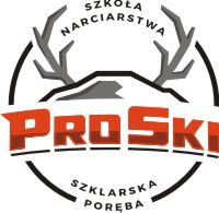 ProSki logo color black